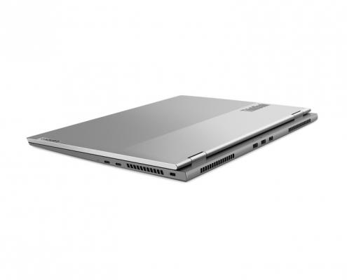 Lenovo ThinkBook 16p G2 -geschlossen hinten