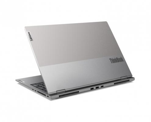 Lenovo ThinkBook 16p G2 -seitlich hinten