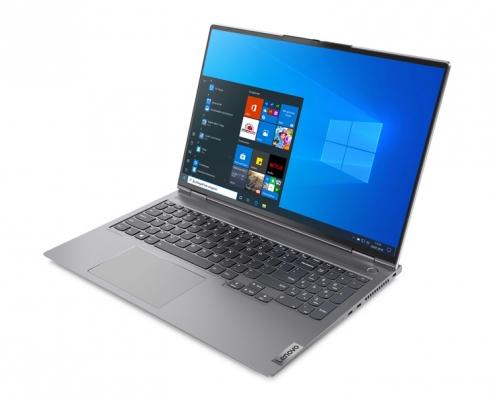 Lenovo ThinkBook 16p G2 -seitlich rechts