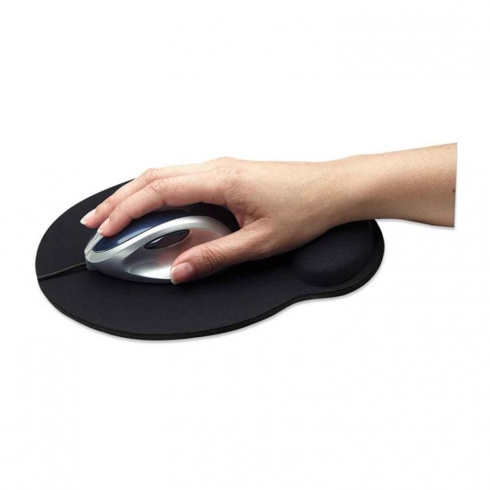 Manhattan Mousepad mit Handgelenkauflage -Anwendungsbeispiel