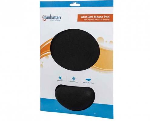 Manhattan Mousepad mit Handgelenkauflage -Boxshot