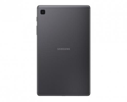 Samsung Galaxy Tab A7 Lite T220 T225 dark gray -hinten