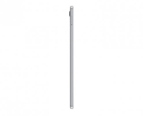 Samsung Galaxy Tab A7 Lite T220 T225 silver -Seite links