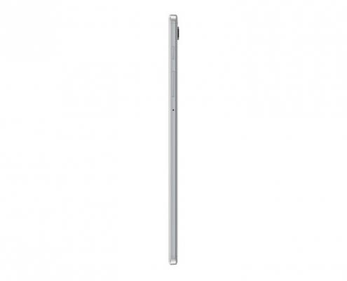 Samsung Galaxy Tab A7 Lite T220 T225 silver -Seite rechts