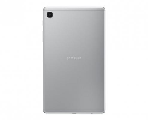 Samsung Galaxy Tab A7 Lite T220 T225 silver -hinten