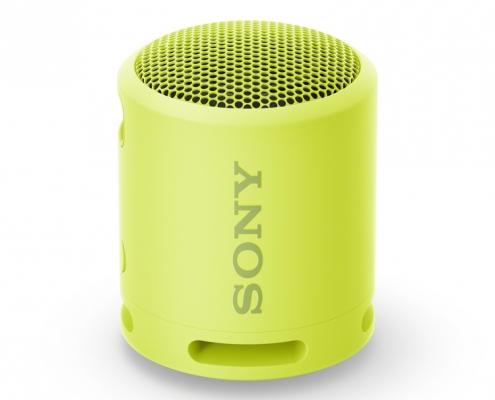 Sony SRS-XB13 lemon yellow