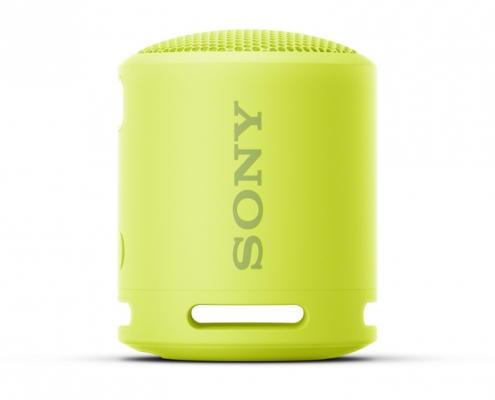 Sony SRS-XB13 lemon yellow -vorne