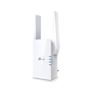 TP-Link RE605X AX1800 Wi-Fi 6 Range Extender -seitlich rechts