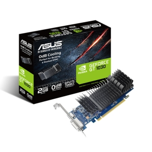 ASUS GeForce GT 1030 silent 2GB