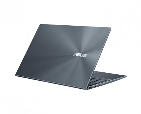 ASUS ZenBook 13 OLED UX325EA -seitlich hinten