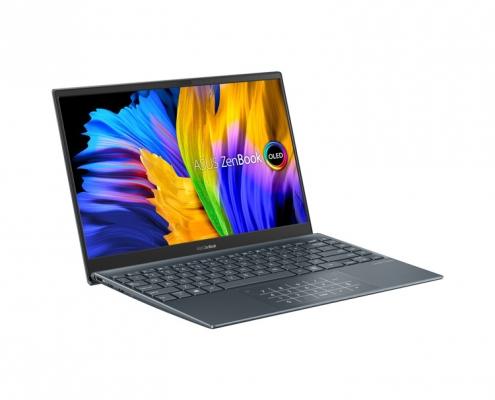 ASUS ZenBook 13 OLED UX325EA -seitlich links