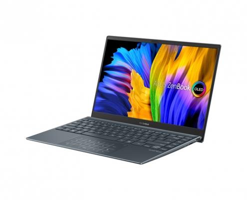 ASUS ZenBook 13 OLED UX325EA -seitlich rechts