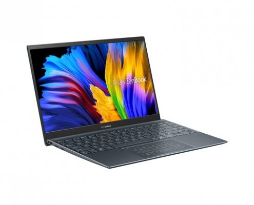 ASUS ZenBook 14 UM425UA -seitlich links