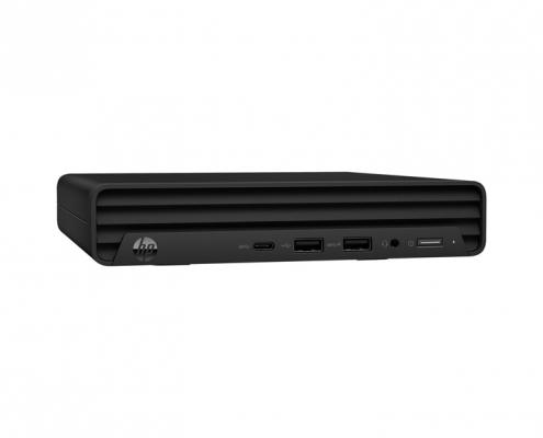 HP 260 G4 Desktop-Mini-PC -seitlich links