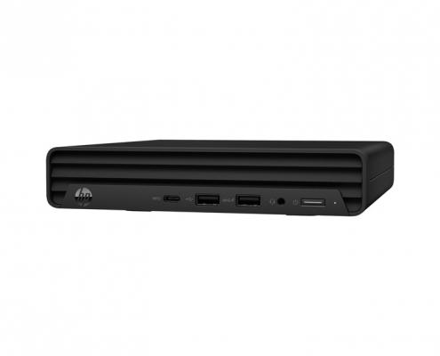 HP 260 G4 Desktop-Mini-PC -seitlich rechts