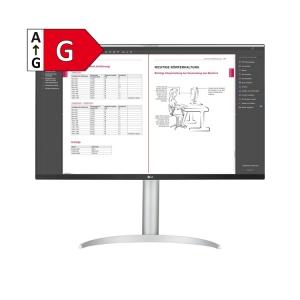 LG 32UP550-W -Energieeffizienzklasse G