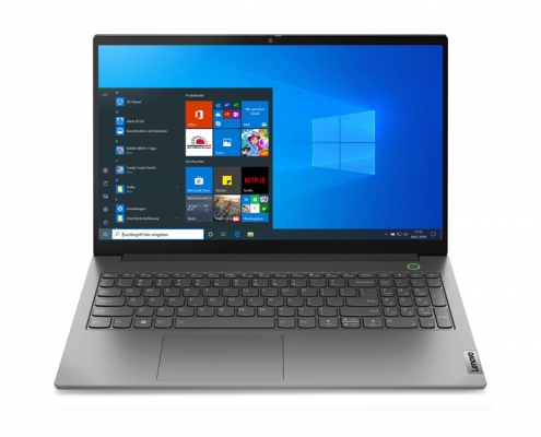 Lenovo ThinkBook 15 G3 Mineral Grey