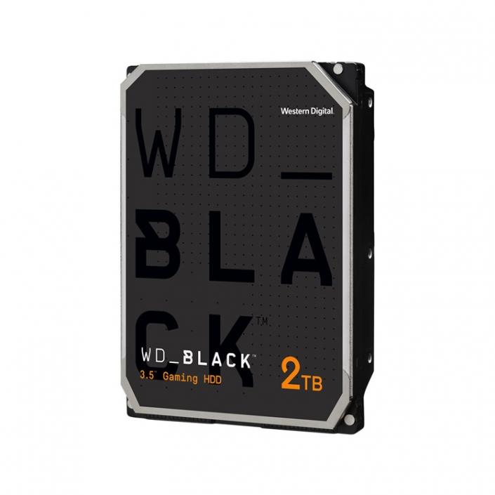 WD Black HDD 2TB