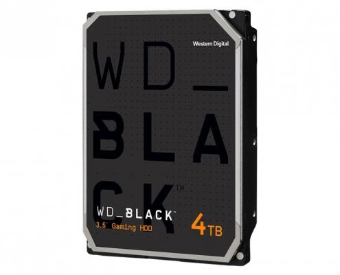 WD Black HDD 4TB
