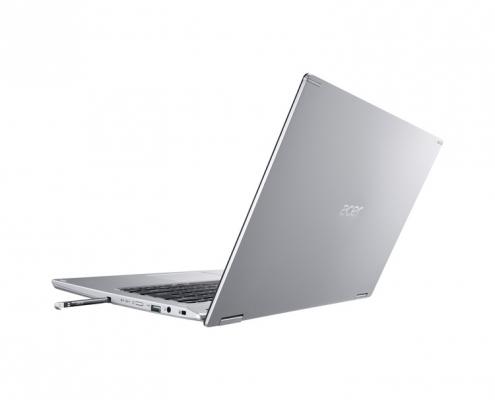Acer Spin 3 SP314 -seitlich hinten