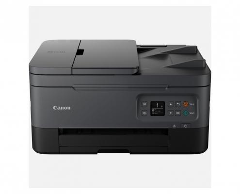 Canon PIXMA TS7450 schwarz -geschlossen