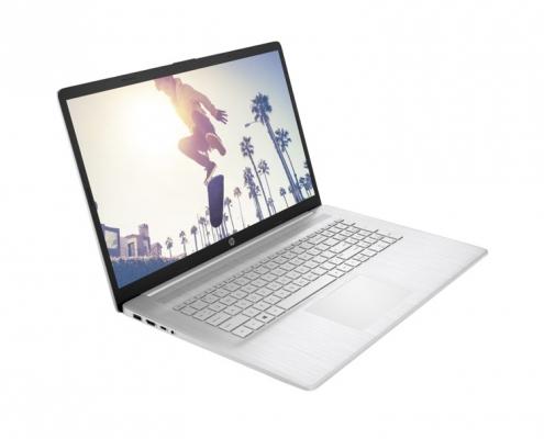 HP 17-cn0000ng Natural Silver -seitlich links