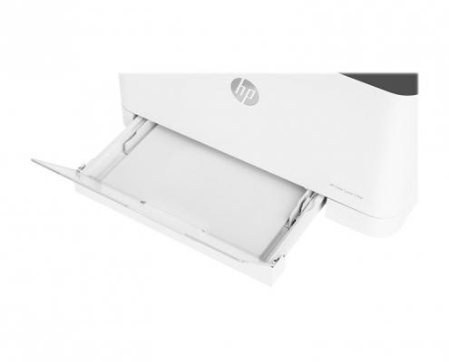 HP Color Laser 150a -Detail Papierlade