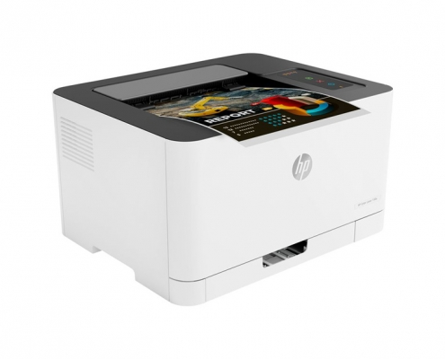 HP Color Laser 150a -seitlich links