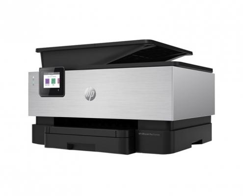 HP OfficeJet Pro 9019 Premier -seitlich rechts