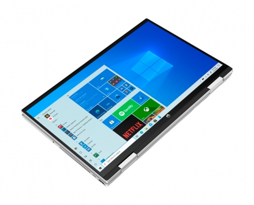 HP Pavilion x360 15-er0000ng -Tabletmodus