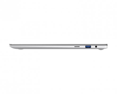 Samsung Galaxy Book Pro 15 Mystic Silver -Seite rechts