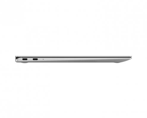 Samsung Galaxy Book Pro 360 13 Mystic Silver -Seite links