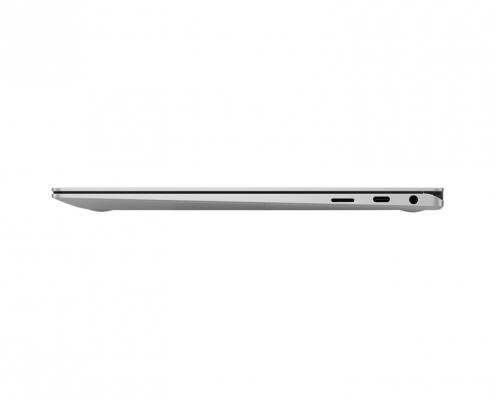 Samsung Galaxy Book Pro 360 13 Mystic Silver -Seite rechts