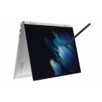 Samsung Galaxy Book Pro 360 13 Mystic Silver -Zeltmodus mit Pen
