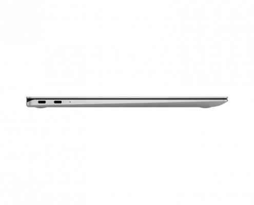 Samsung Galaxy Book Pro 360 15 Mystic Silver -Seite links