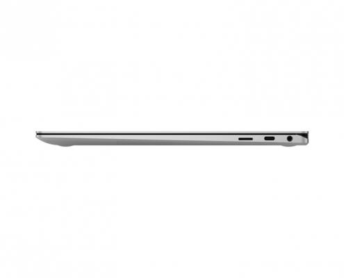 Samsung Galaxy Book Pro 360 15 Mystic Silver -Seite rechts
