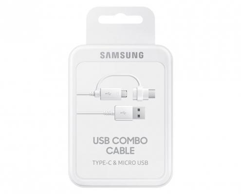 Samsung USB Combo Kabel EP-DG930