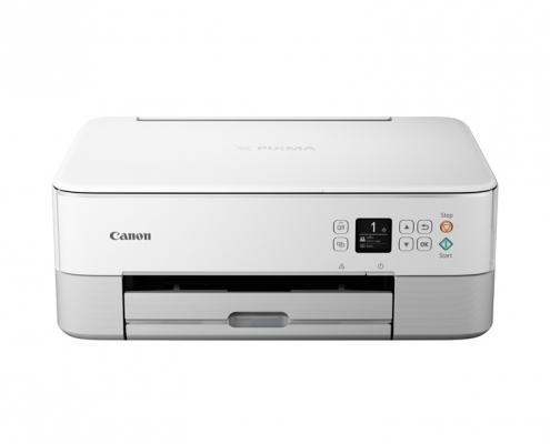 Canon PIXMA TS5351 weiss -vorne