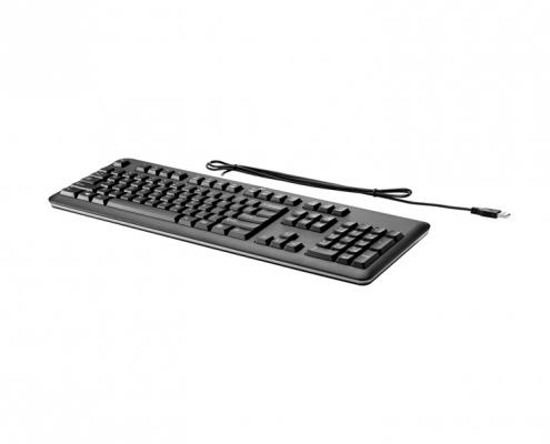 HP Basis USB Tastatur