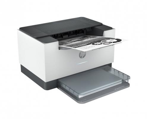 HP LaserJet Pro M209dw -seitlich links