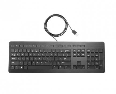 HP USB Premium Tastatur