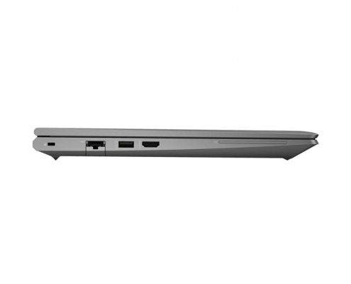 HP ZBook Power G8 -Seite links