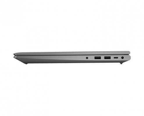 HP ZBook Power G8 -Seite rechts