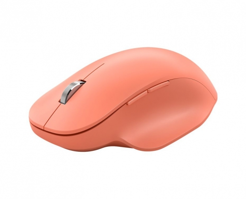 Microsoft Bluetooth Ergonomic Mouse Peach -seitlich