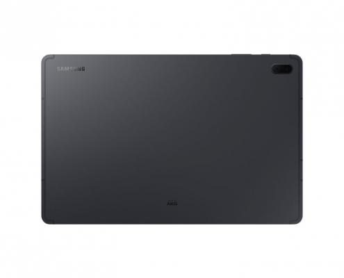 Samsung Galaxy Tab S7 FE T733 T736 Mystic Black -hinten