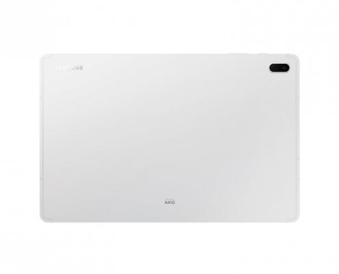 Samsung Galaxy Tab S7 FE T733 T736 Mystic Silver -hinten